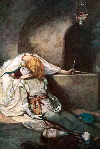 Historia De Amor Trágica Romeo Y Julieta