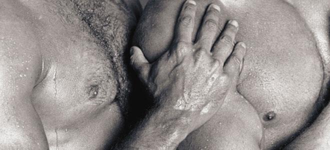 Homosexuales haciendo el amor