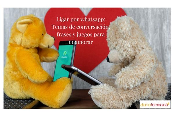 Ligar Por Whatsapp Temas De Conversación Frases Y Juegos