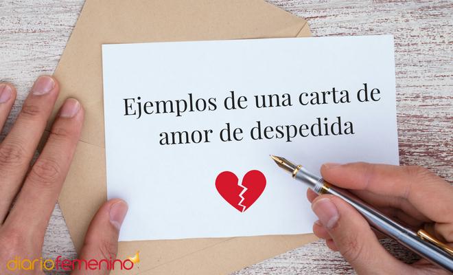 Imágenes De Despedida De Un Amor Con Frases Bonitas: Carta De Amor De Despedida; Las Palabras Más Bonitas Para