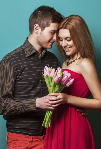 Frases De Amor Románticas Con Flores