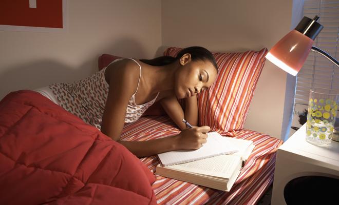Carta de amor para dar las buenas noches a tu novio