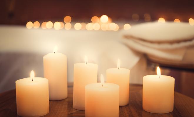 Decoraci n para una noche rom ntica en san valent n for Decoracion noche romantica