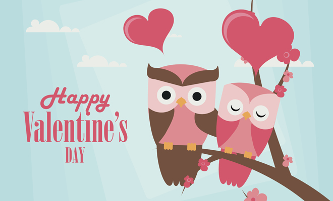 Dibujos Románticos Y Corazones Para Regalar En San Valentín