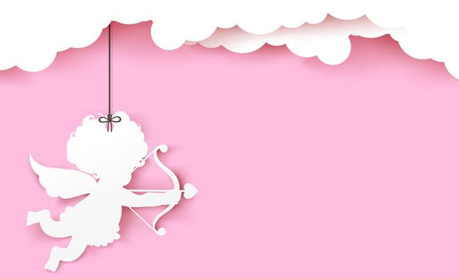Te contamos la historia de Cupido y San Valentín