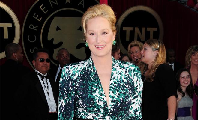 Meryl Streep Y Sus Poderosos Mensajes A Favor De La Mujer