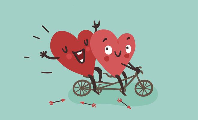 Manualidades con corazones para San Valentín