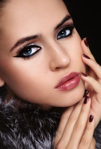 Mirada felina cmo maquillarse los ojos con un toque extico y sensual
