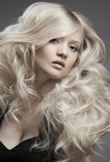 peinados bonitos y actuales con rulos y rodillos calientes - Peinados Actuales