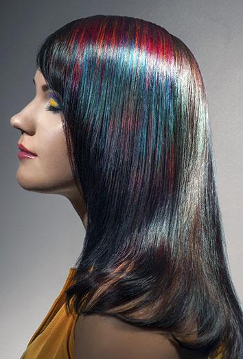 Peinados De Colores Un Arco 237 Ris En Tu Pelo