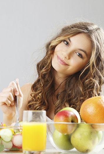 La dieta anti acné para acabar con granos y espinillas