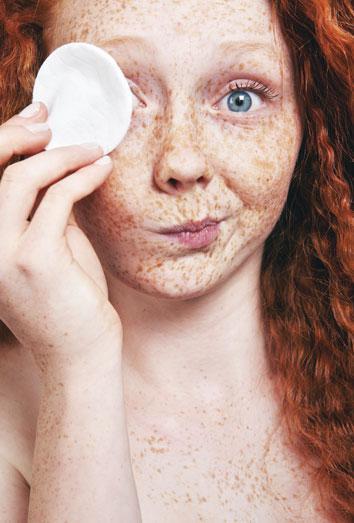La crema que blanquea para la pigmentación