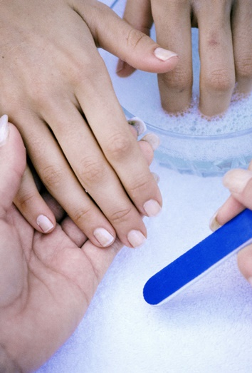 Cómo Limar Las Uñas Según La Forma De Los Dedos