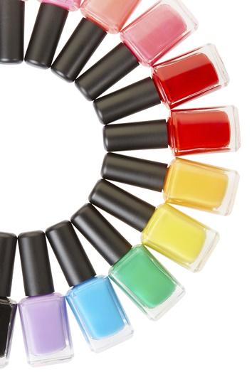 los esmaltes permanentes para uas acrlicas
