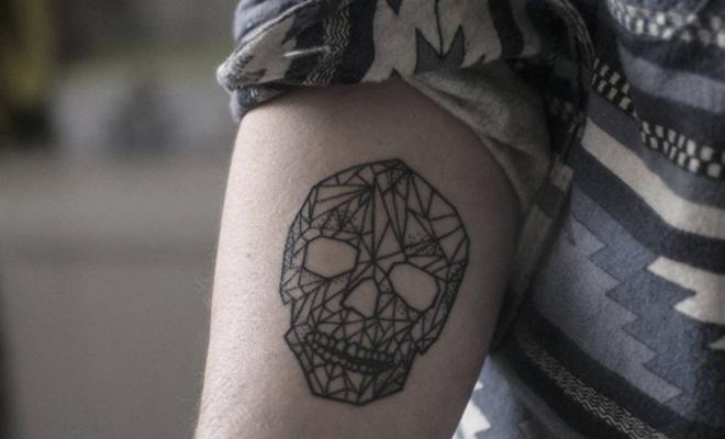 El especial significado de los tatuajes de calaveras