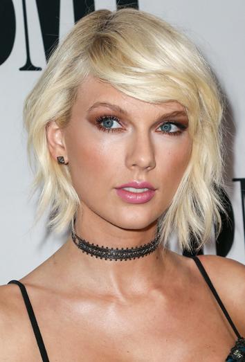 El maquillaje de Taylor Swift paso a paso