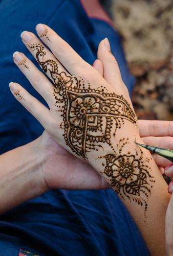 Métodos Fiables Para Quitar Tatuajes De Henna