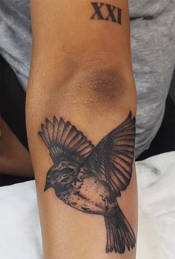 Tipo De Tatuaje: 6 Tipos De Tatuajes Que Expresan Libertad Hacia La Vida