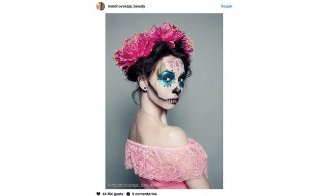 953bea817d Más de 150 ideas de maquillaje para Halloween