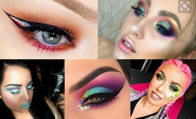 Mas De 150 Ideas De Maquillaje Para Halloween