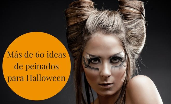 Peinados divertidos y faciles para carnaval
