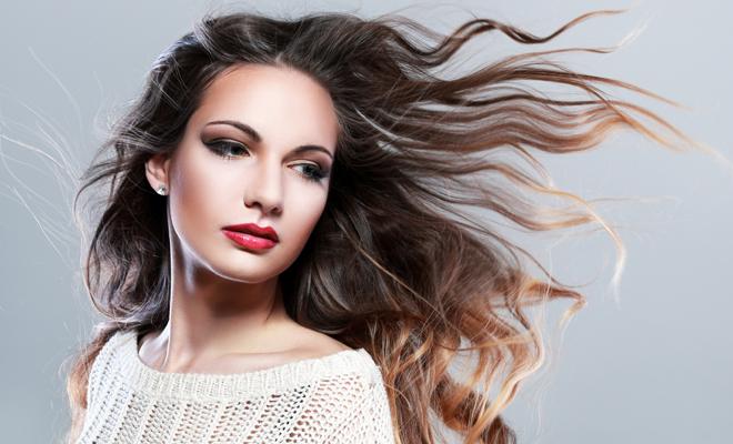 Peinados para los días de viento