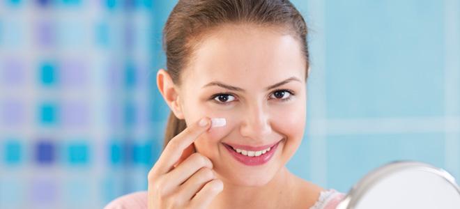 Cremas faciales según objetivo