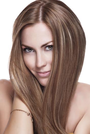 Corte de pelo moderno sin renunciar a tu larga melena