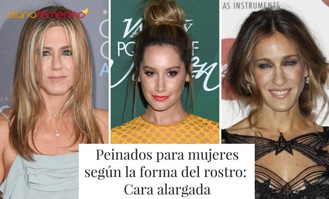 Peinados Para Mujeres Segun La Forma Del Rostro