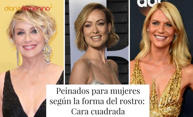 eadb089d1fc3 Peinados para mujeres según la forma del rostro