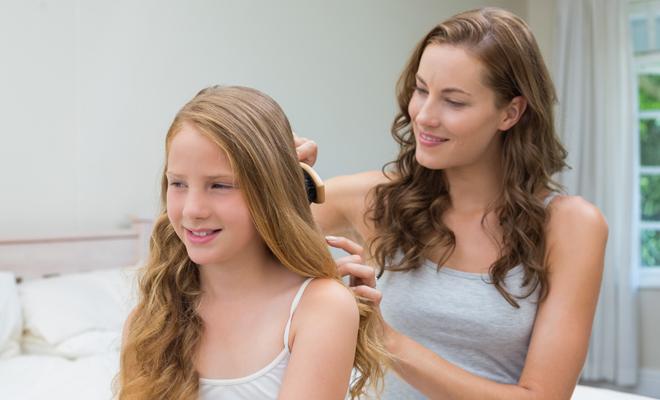 Peinados f ciles de comuni n para ni as - Peinados sencillos para comunion ...