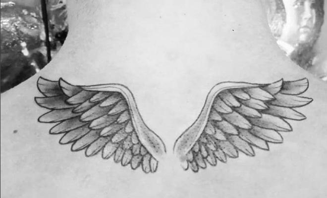Lo Que No Sabes Del Tatuaje De Alas De ángel