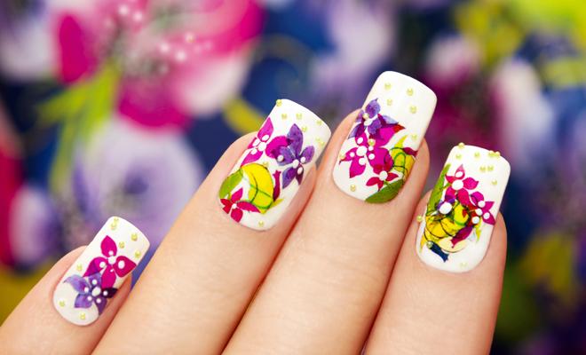 La manicura más divertida para tus uñas. ¿Sabes cómo hacértela?