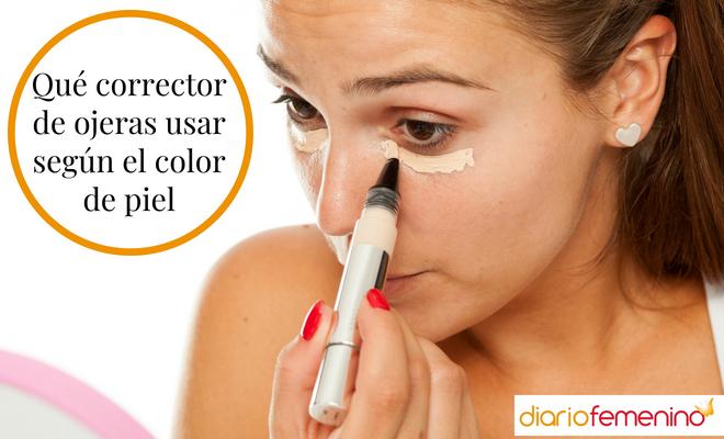 Qué Corrector De Ojeras Usar Según El Color De Piel