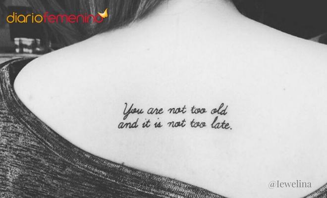 53 Bonitas Frases Cortas Para Tatuajes En Español Inglés Y