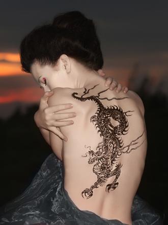 Tatuaje De Un Dragon Significado Sfb