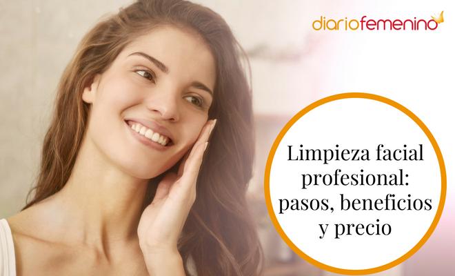 Pasos para realizar una limpieza facial profunda