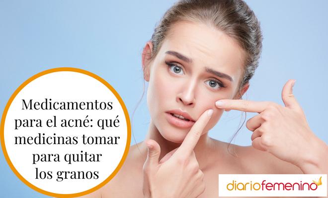 los mejores medicamentos para el acne