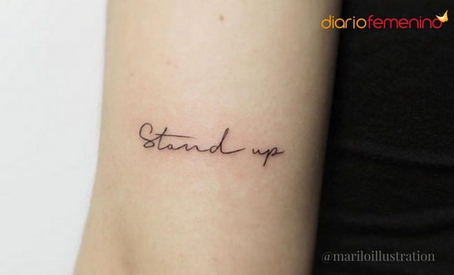 23 Motivadoras Frases Para Tatuarse Cómete El Mundo