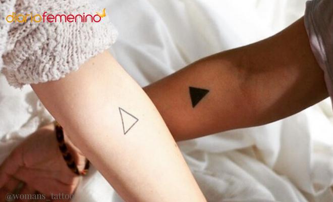 Significado De Los Tatuajes De Triangulos