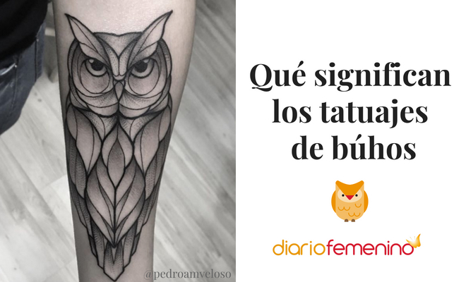 Que Significan Los Tatuajes De Buhos