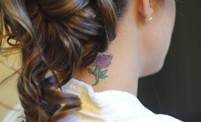 ¿Te harías un tatuaje de flores? Inspírate en estas ideas