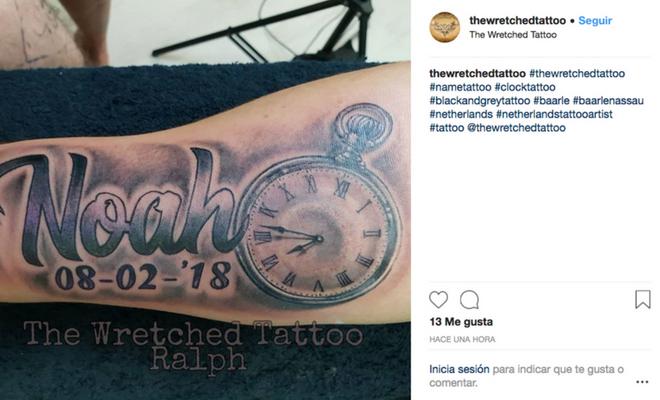 El Paso Del Tiempo Y Mas Significados De Tatuajes Con Relojes