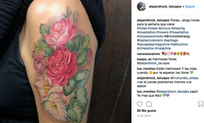 Que Significa Tatuarse Una Rosa