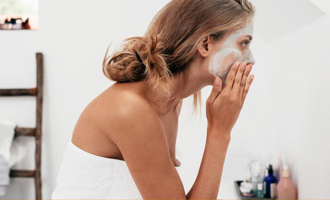 Así puedes cuidar bien tu piel de la cara