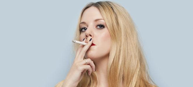 La dependencia del humo de tabaco