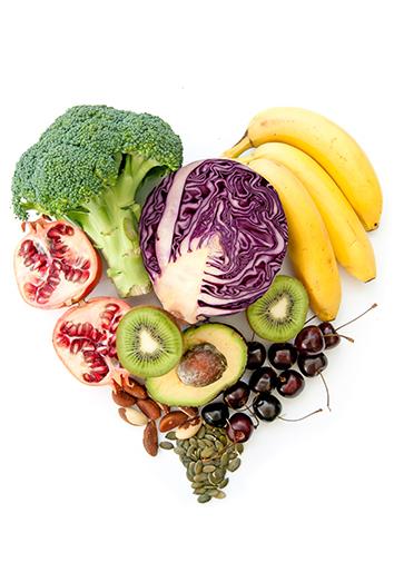Alimentos para reducir el colesterol c mo comer sano - Alimentos q producen colesterol ...