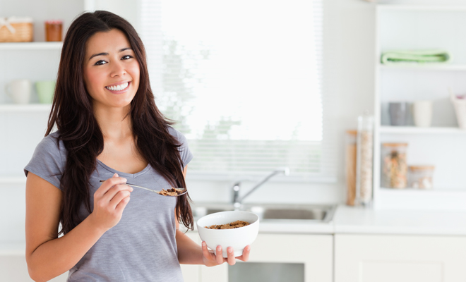 Cómo la fibra te puede ayudar a adelgazar y reducir el estreñimiento