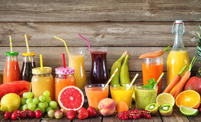 6 recetas de batidos para una dieta detox - Batidos de frutas ...