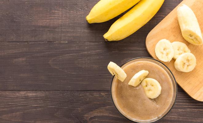 Desventajas de la dieta del plátano y la leche